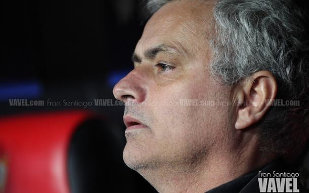 Mourinho ha conseguido volver a ilusionar al aficionado 'red' / Foto: Fran Santiago