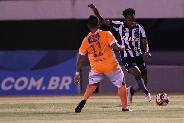 (Foto: Vitor Silva/SS Press/Botafogo)