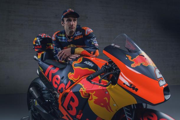 Con esta foto, Zarco anunció en sus redes sociales que la noticia era oficial. Imagen: MotoGP
