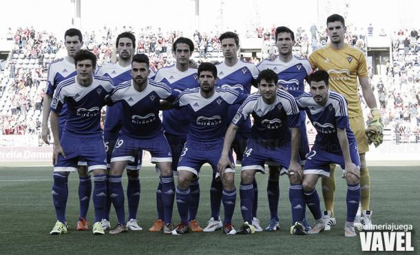 A día de hoy, el CD Mirandés milita en Segunda División | Foto: VAVEL