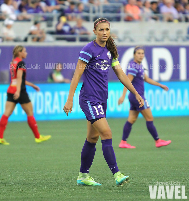 buy popular b27dd 7a6ba Seattle Reign vs Orlando Pride: Reign looking to avenge loss ...