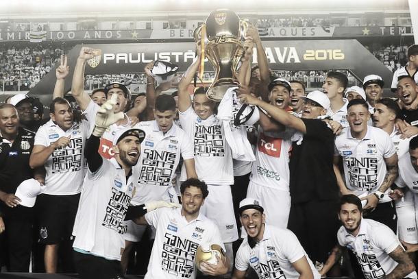 Atuação inteligente, corou o peixe campeão paulista pela 22ª vez na história / Foto: Ivan Storti / Santos FC