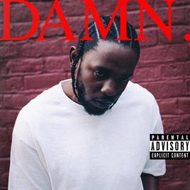 DAMN Kendrick Lamar: foto de Itunes