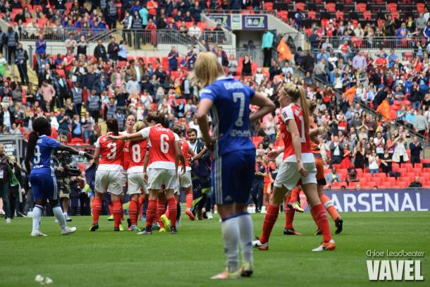 Can Chelsea bounce back from cup final despair? | Image: Chloe Leadbeater - VAVEL