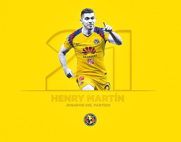 Foto: Twitter Club América