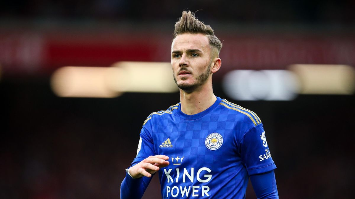 Maddison   Foto: @LeicesterCity