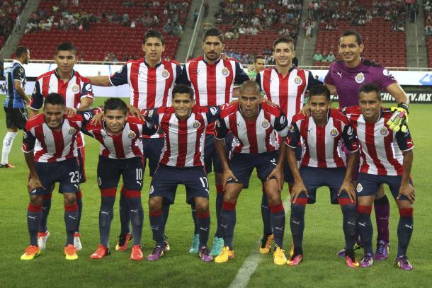 Foto: Chivas Oficial