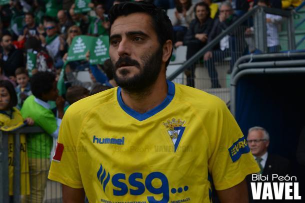 Dani Güiza no jugará en Huesca | Foto: Bibi Peón - VAVEL