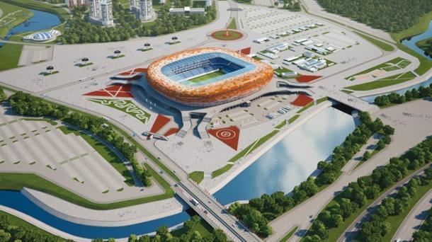 Mordovia Arena (Saransk) I Foto: FIFA