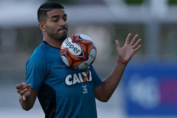 Rodrigo Aguirre foi a principal contratação da temporada (Foto: Vitor Silva/SS Press/Botafogo)