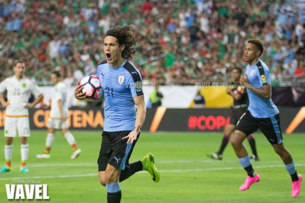 Uruguay needed a monster performance from PSG striker Edison Cavani in this tournament. They didn't get it.