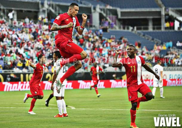 Blas Perez will be looking to help Panama get another win in the Copa America Centenario (Bernie Wells, VAVEL USA)