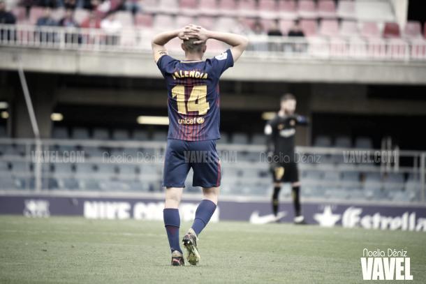 El barcelonismo, tildado de decepción | Foto de Noelia Déniz, VAVEL