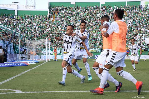 Figueira venceu na Arena Condá e conquistou seu 19º título catarinense (Foto: Luiz Henrique/Figueirense FC)