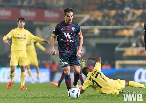 El Huesca se enfrentó al Villarreal en Copa | Foto: María José Segovia (VAVEL).