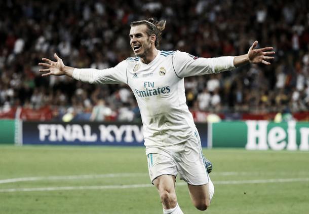 Bale, el dueño de la final | Foto: Real Madrid C.F.