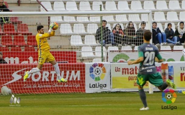Juan Carlos ha sido uno de los mejores jugadores | Foto: LFP.