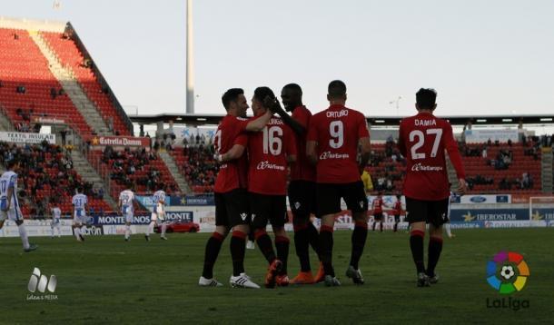 La victoria más abultada fue ante el Leganés | Foto: LFP.