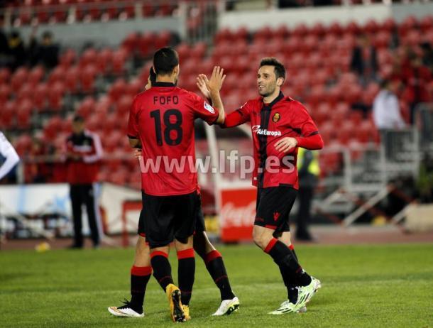Foto fue uno de los goleadores de la pretemporada | Foto: LFP.