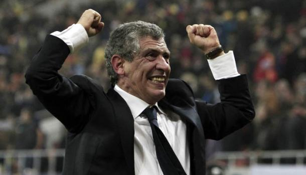 Tears of joy for Fernando Santos as he leads his home nation to it's first International trophy. | Source: zeenews