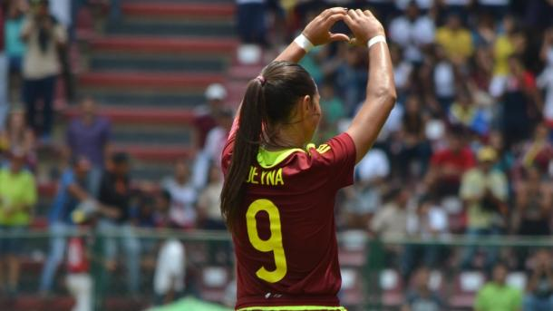 Deyna Castellanos' inclusion seem to upset many in women's soccer | Source: Ramón Medina-CONMEBOL