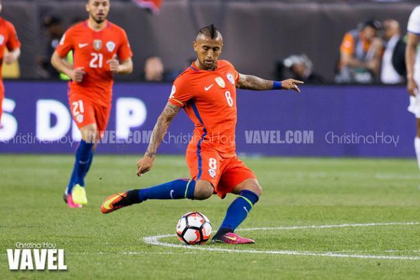 Who will be tasked with taking Vidal's place? | Photo: Christina Hoy/VAVEL USA
