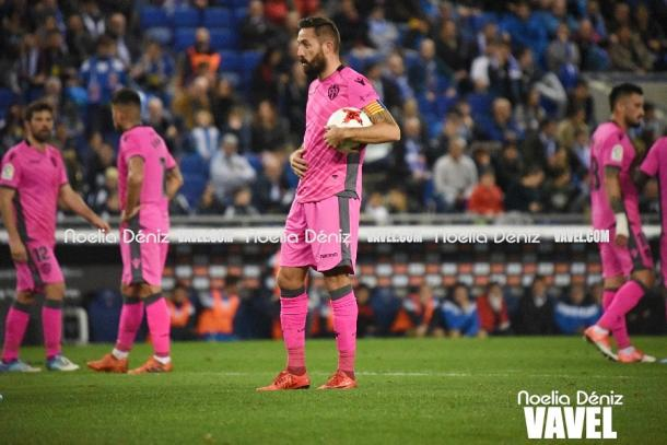El Levante intentará puntuar en el Camp Nou | Foto: Noelia Déniz, VAVEL