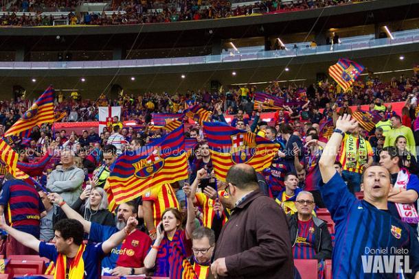 El FC Barcelona contará con un total de 6000 entradas, al igual que el Sevilla FC | Foto: Daniel Nieto (VAVEL.com)