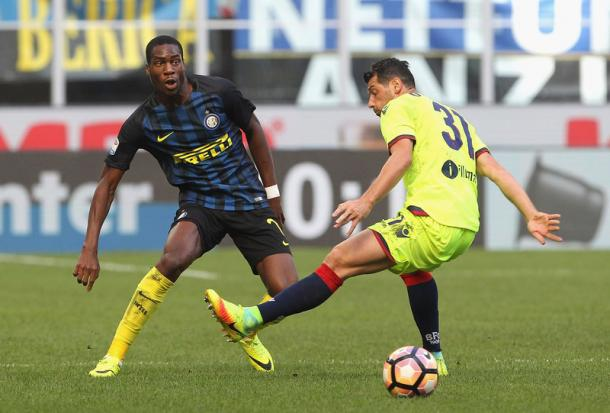 Kondogbia - Foto: Inter.it