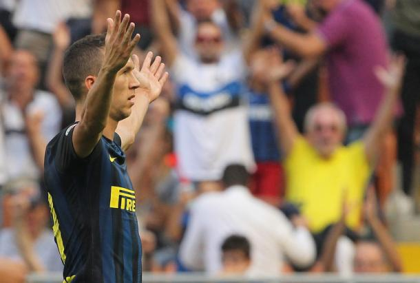 Perisic - Foto: Inter.it