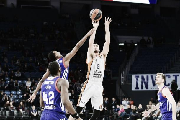 Fotografía: Euroleague.net