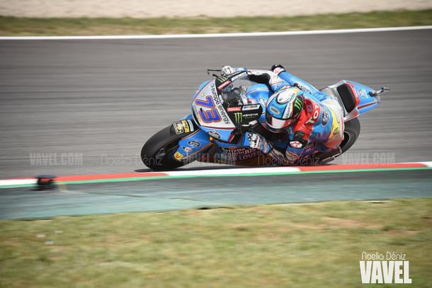 Álex Márquez, tercero del mundial de Moto2 | Foto: Noelia Déniz - VAVEL