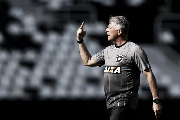 Paquetá mira o topo. Foto: Vitor Silva/SSPress/Botafogo.