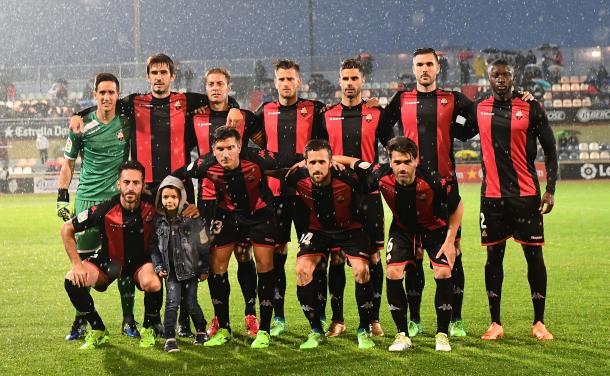 Foto previa al partido Reus-Tenerife | CF Reus