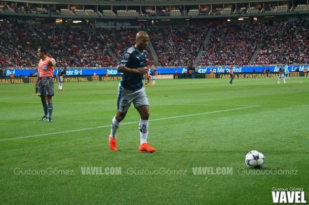 Carlos Sánchez es el jugador a seguir de Rayados | Foto: VAVEL
