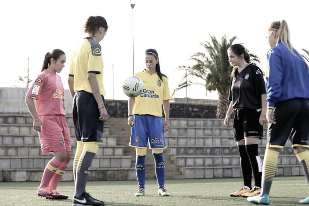 Presentación de la UD Las Palmas Llamoro femenino // UD Las Palmas Llamoro