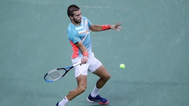 This is Coric's best Grand Slam result of his career (Photo: Reuters)