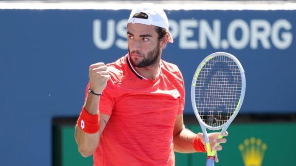 Matteo Berrettini is a former US Open semi-finalist (Photo: Reuters)