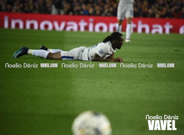 El Chelsea sucumbió en los primeros 20 minutos. | Fotografía: Noelia Déniz (VAVEL.com)