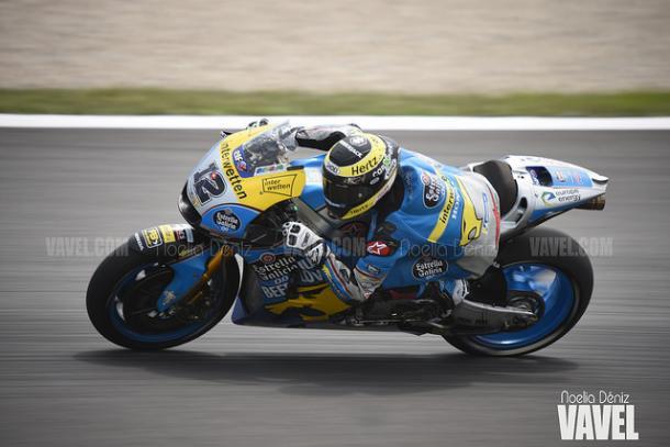 Tom Luthi, actual piloto del EG 0,0 Marc VDS en MotoGP | Foto: Noelia Déniz - VAVEL