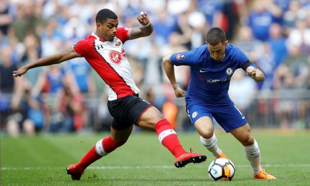 Hazard tuvo un comienzo eléctrico | Foto: Reuters.