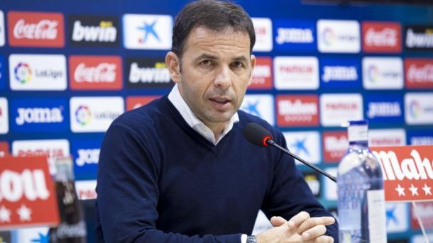 Javi Calleja, entrenador del Villarreal (Foto: villarrealcf.es)