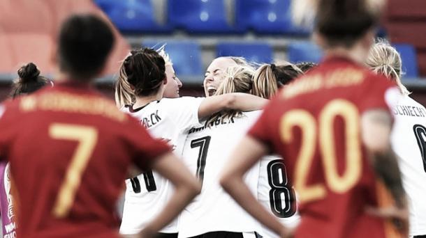 Austria derrota a España en los penaltis (Foto: FIFA.com)