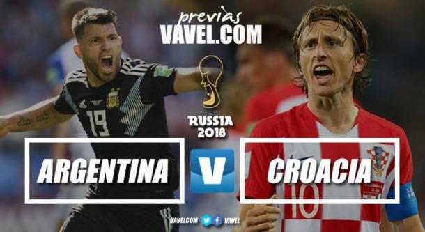 resumen argentina 0 3 croacia en mundial rusia 2018