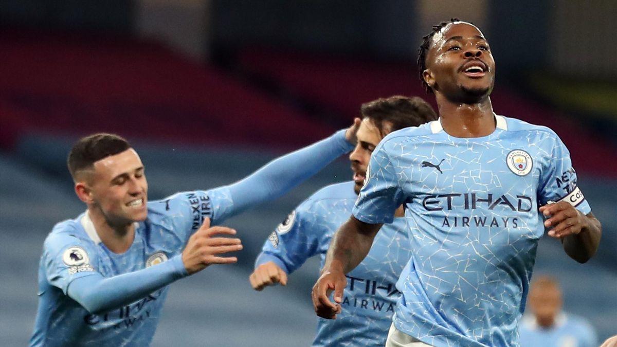 El ataque del City, cargado de posibilidades / FOTO: Manchester City