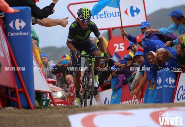 El futuro de Nairo Quintana, en el aire. | Foto: Onely Vega (VAVEL)