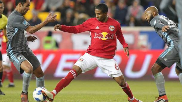 New York Red Bulls defeat Minnesota United FC. | Photo: Brad Penner (USA TODAY Sports)