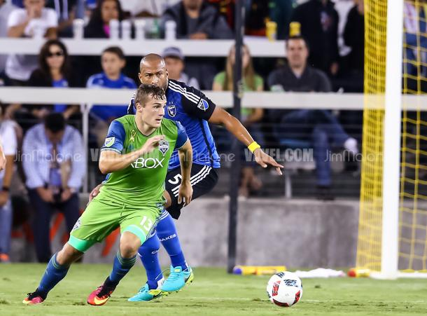 Jordan Morris will be looking to be an important player for Seattle. Photo Source: VAVEL