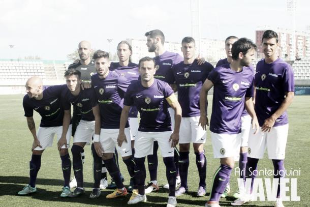 El Hércules, actual equipo de Segunda División B | Foto: VAVEL