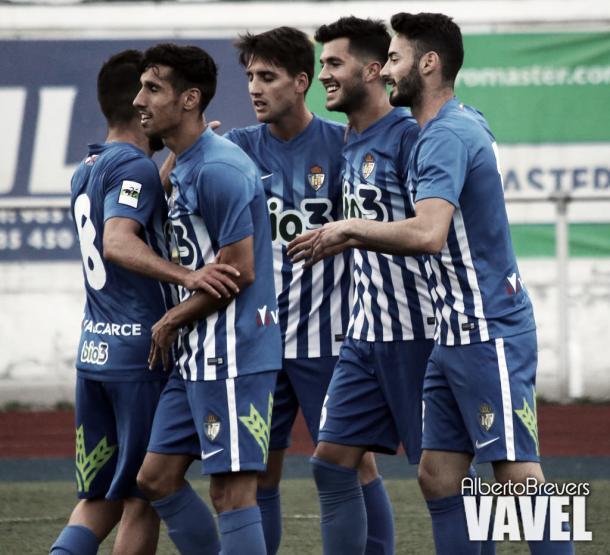La SD Ponferradina se encuentra en la Segunda División B | Foto: VAVEL